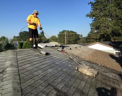 Roof Cleaning Amp Moss Removal Oak Grove Amp Canby Or Aaa
